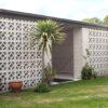 Star Breeze Blocks Feature Garden Wall Blocks - White 290 x 290 Blocks