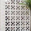 Star Breeze Blocks Privacy Blocks - White 290 x 290 Blocks